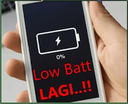 Tips agar Baterai HP Tahan lama