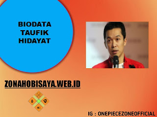 PROFIL : TAUFIK HIDAYAT, PETENIS LEGENDA INDONESIA