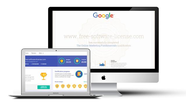 [GIVEAWAY] Get Certified by Google [Certificate of online Proficiency]