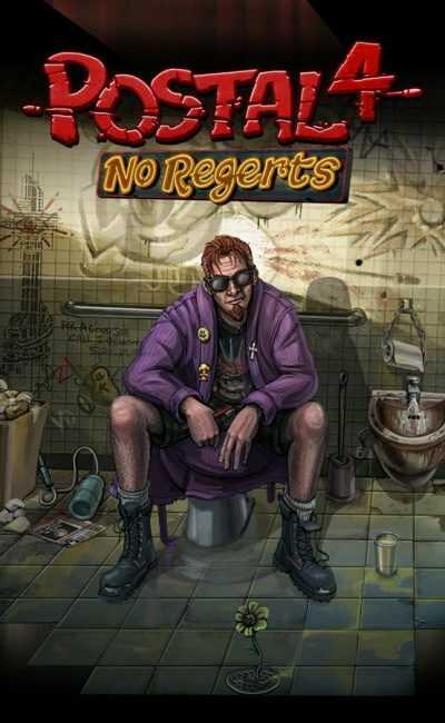 โหลดเกมส์ [Pc] POSTAL 4: No Regerts