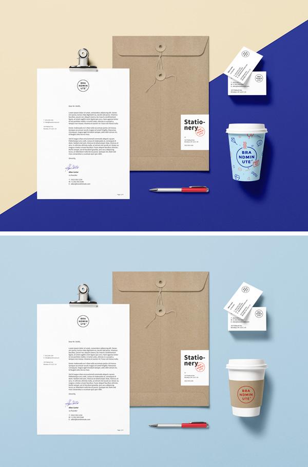 Branding / Identity MockUp Design