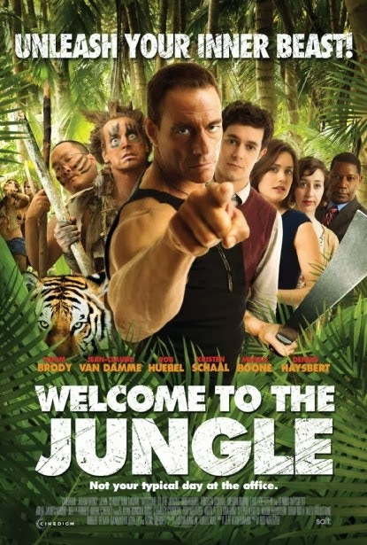 Film Welcome to the Jungle (2013) - Online (Full Movie)