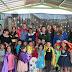 """Niños y niñas del Jardín infantil """"Girasol"""" de JUNJI,finalizaron su ciclo en el establecimiento con un """"SuperEgreso"""""""