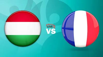 مشاهدة مباراة فرنسا ضد المجر 19-06-2021 بث مباشر في بطولة اليورو