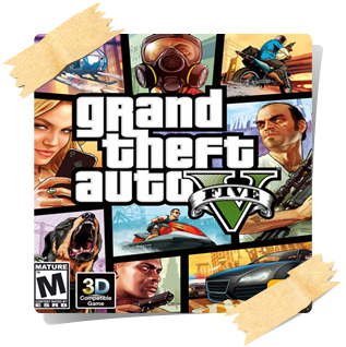 Grand Theft Auto V GTA 5 Game For Android And