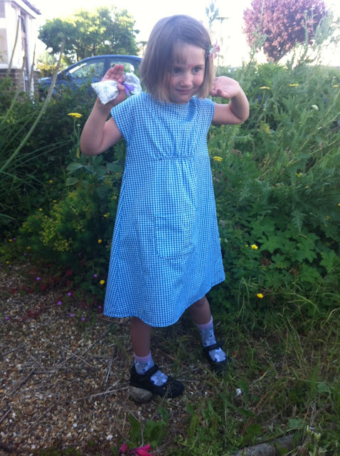 School uniform Simplicity 8108
