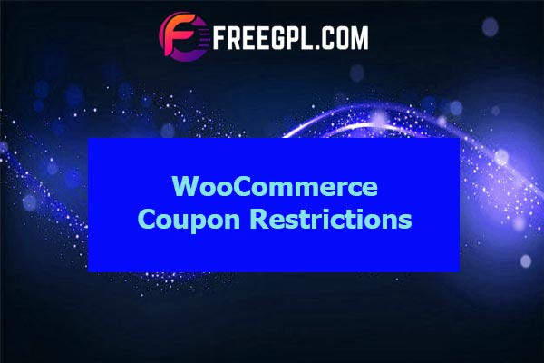 WooCommerce Coupon Restrictions Nulled Download Free