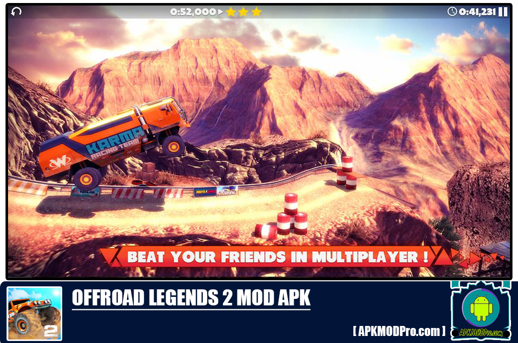 Download Offroad Legend 2 Mod Apk
