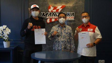 Dimas Ekky Akhirnya Sah Balapan Di CEV Moto2 Pada Musim Balap 2021