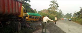 Newlywed woman, four others die in Ogun accident