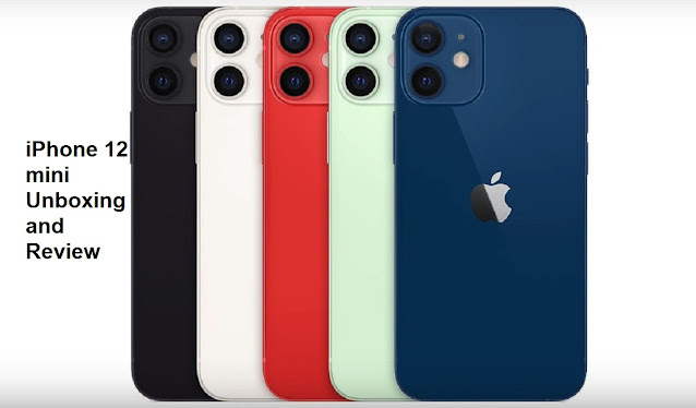 iPhone 12 mini Unboxing and Review