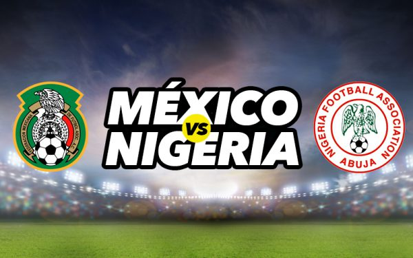 Mexico Sink Super Eagles 4-0