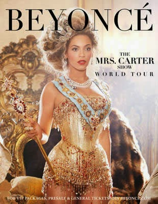 Beyoncé Llora Durante su Show Final de Mrs. Carter Show World Tour -Video