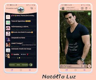 Natural Men Theme For YOWhatsApp & Fouad WhatsApp By Natalia Luz