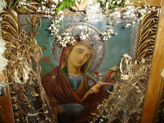 Το σπάνιο θαύμα της Παναγίας του Χάρου