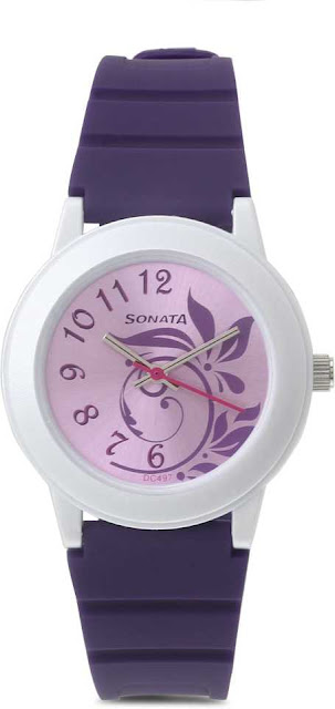 Sonata NG8992PP03J Analog Watch