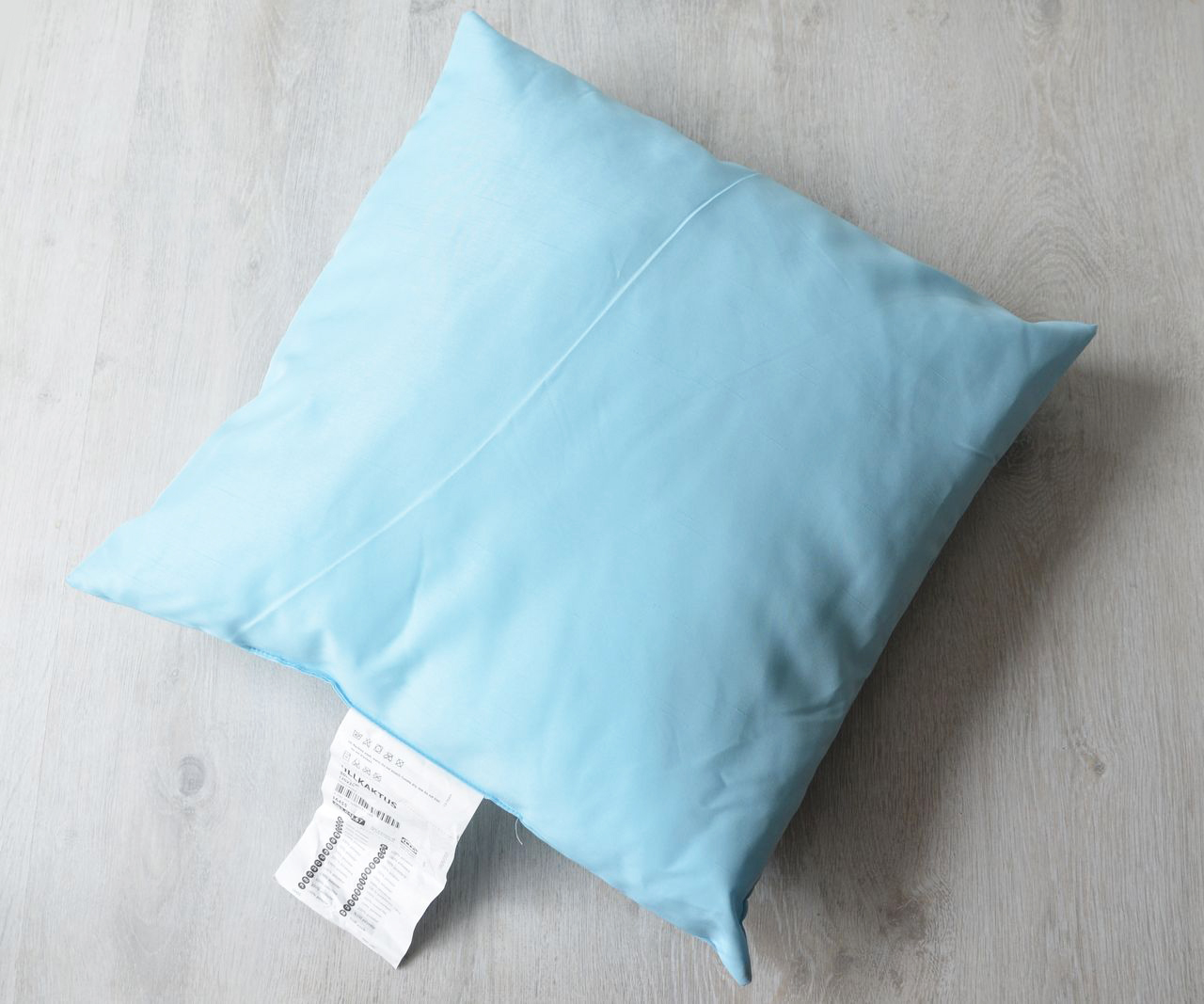how to make round pillow form in 4