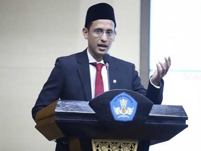 Menteri Nadiem Makarim