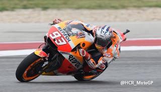 Hasil Kualifikasi MotoGP Malaysa: Marquez Pole
