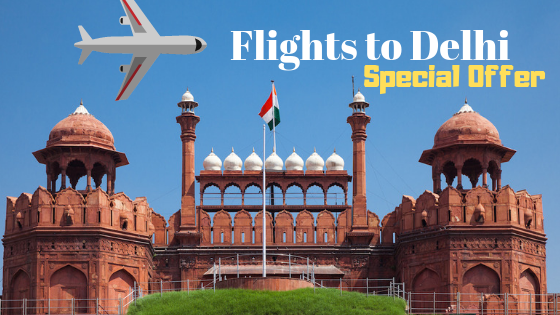 Flights to Delhi India