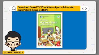 download ebook pdf  buku digital pendidikan agama islam kelas 6 sd/mi