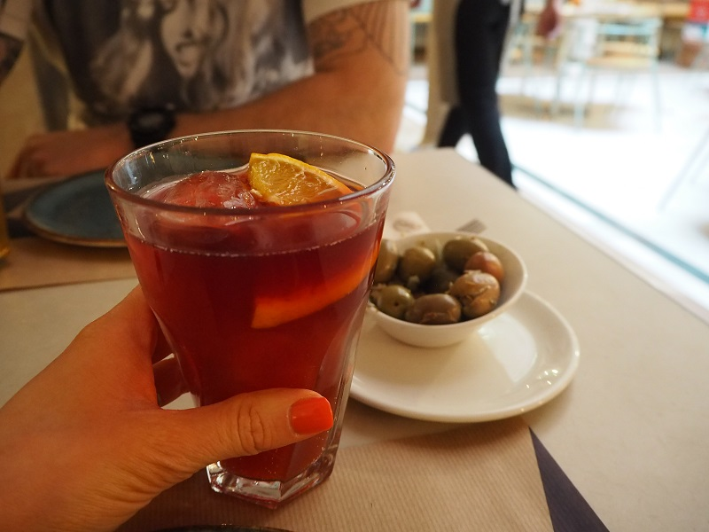 7 great places to eat in Seville - tinto de verano