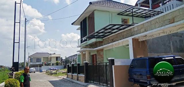 Rumah dalam Cluster jalan Wonosari Km 7