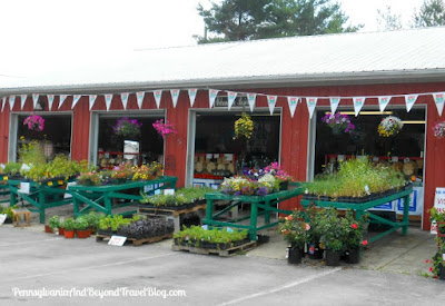 Rosie's Farm Market in Mullica Hill New Jersey