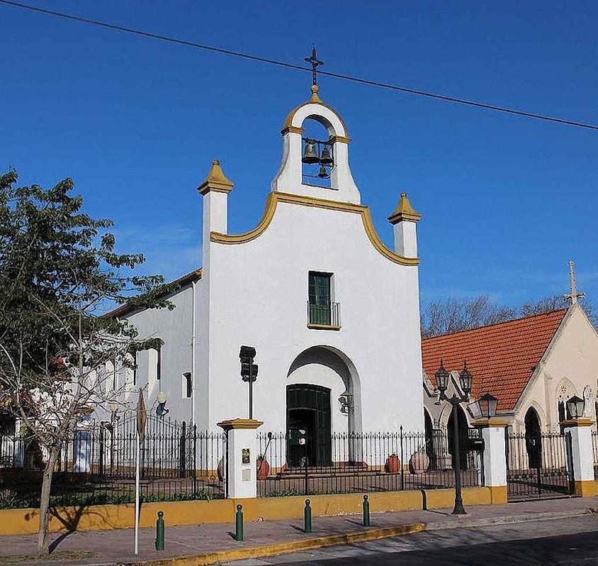Capela paróquia da Imaculada Conceição onde aconteceu o milagre