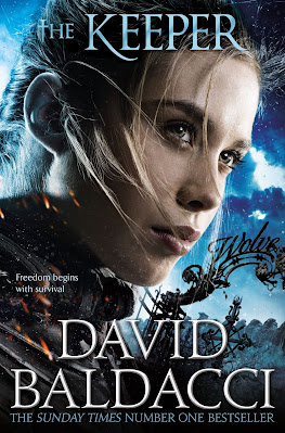 The Keeper by David Baldacci book cover