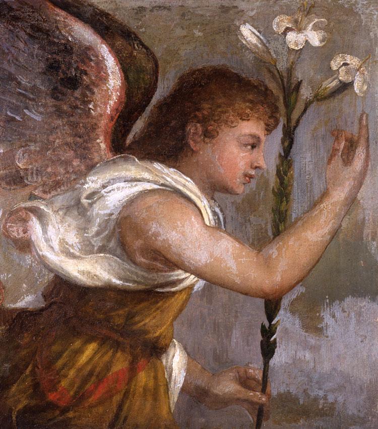 abbastanza Angelibuoni: L'arcangelo Gabriele RB78