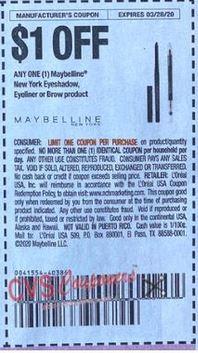maybelline eye coupon