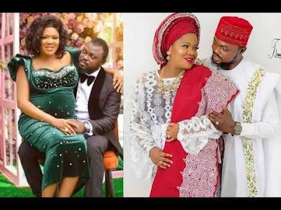 10 things you need to know about Toyin Abraham's husband, Kolawole Ajeyemi