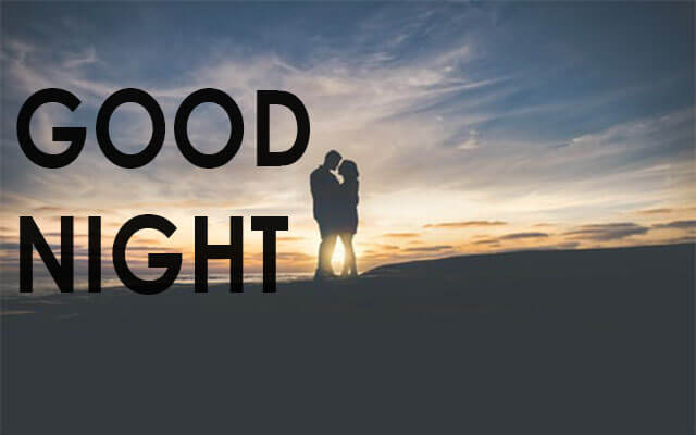romantic good night images