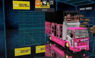 Mod Truck Canter NMR71 Mbois Full Anim