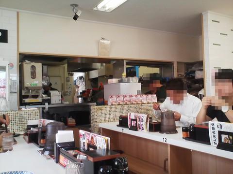 店内2 吉野家258号線大垣店