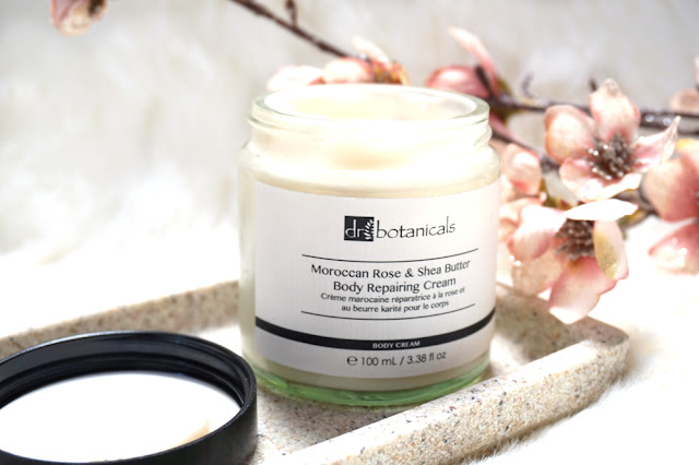 Dr Botanicals Rose and Shea Butter Body Cream