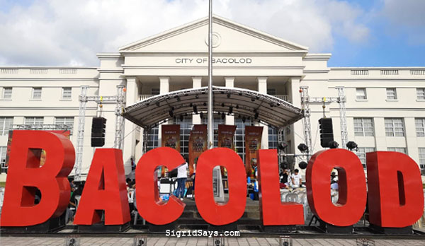 Bacolod City - Bacolod Government Center - Bacolod blogger - Negros Occidental Tourist Destinations