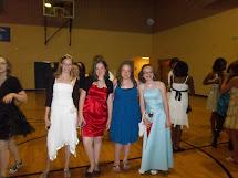 Samantha' 6th Grade Dance