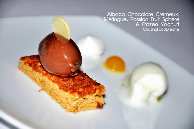 CHASING FOOD DREAMS: MIGF 2011: Mandarin Grill, Mandarin