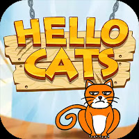 Hello Cats (Mod Apk Unlimited Gems)
