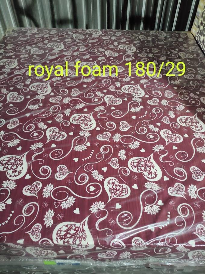Kasur Busa Royal Terbaru