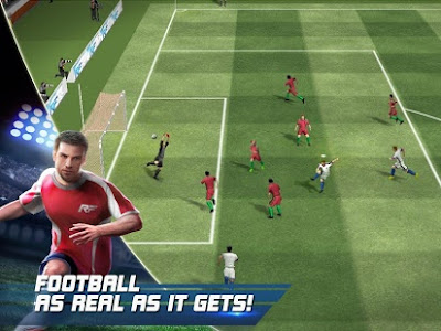 Download Real Football Mod Apk Unlimited Money Terbaru