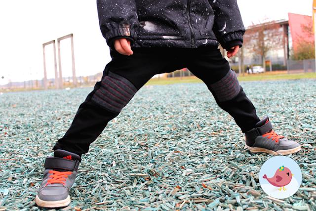Kinderhose Steppo genäht von naehklimbim