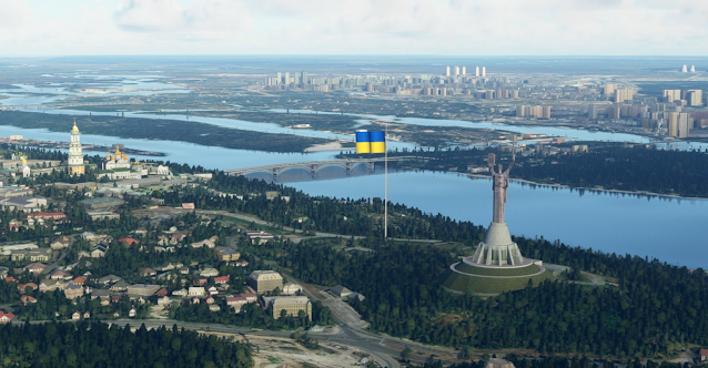 Kyiv City Landmarks