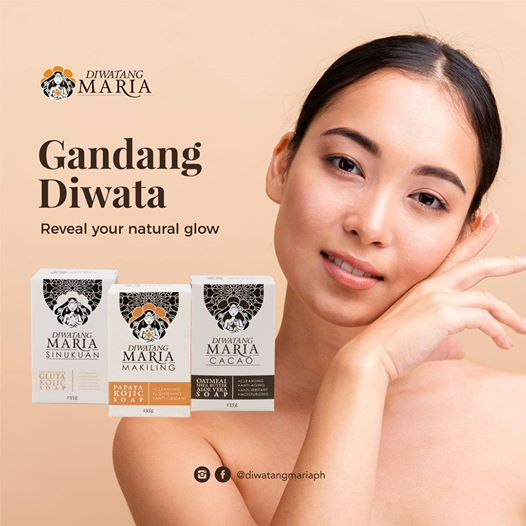 Diwatang Maria addresses Pinoy's 5 major skin problems