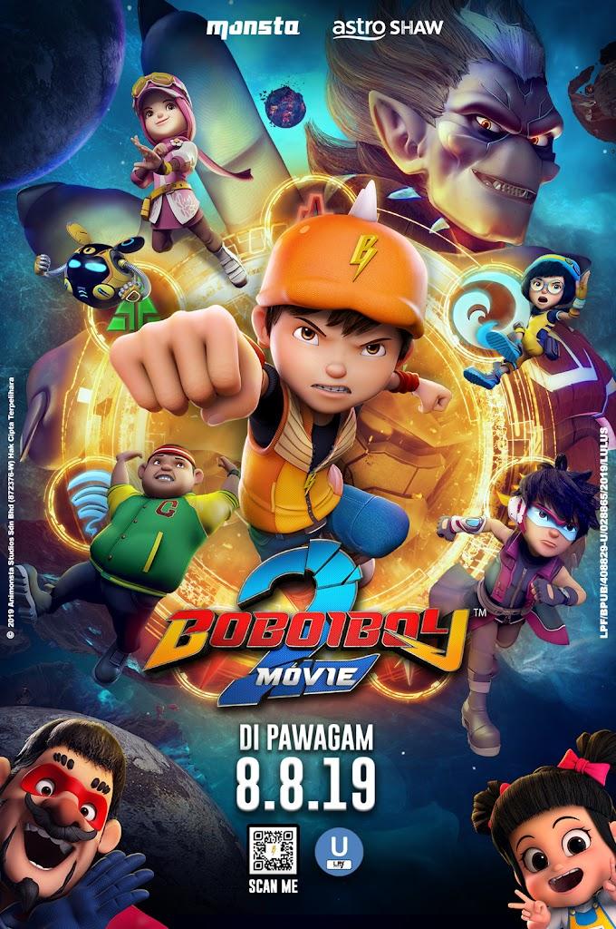 Review Filem BoBoiBoy Movie 2