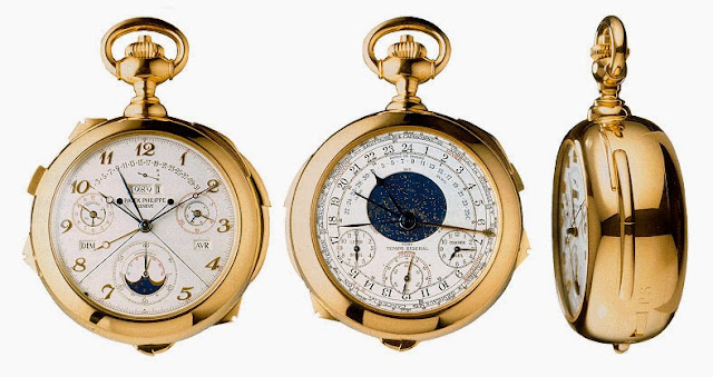 Patek Philippe - Henry Graves - Pocket Luxury Watch