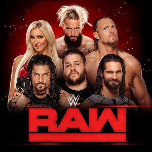 WWE Monday Night RAW 09 April 2018 HDTV 480p 550MB x264