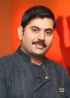 Chef Jayanandan Bhaskar, Chef De Cuisine @ Hyatt Regency Gurgaon